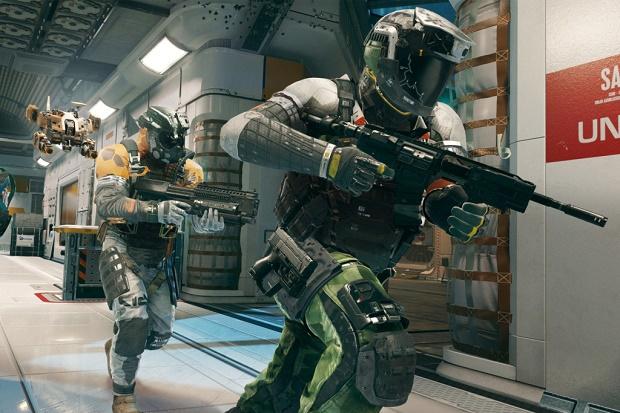 Бои в космосе и восстание на Марсе: обзор шутера Call of Duty: Infinite Warfare