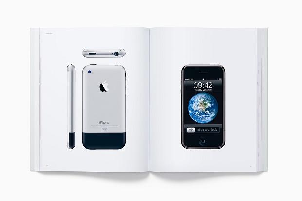 Apple выпустили книгу о 20-летней истории своего дизайна