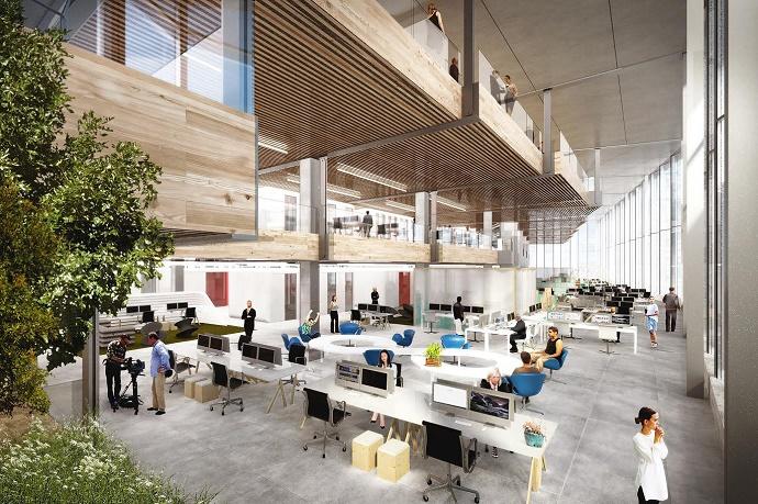 Google откроет новый офис в Лондоне