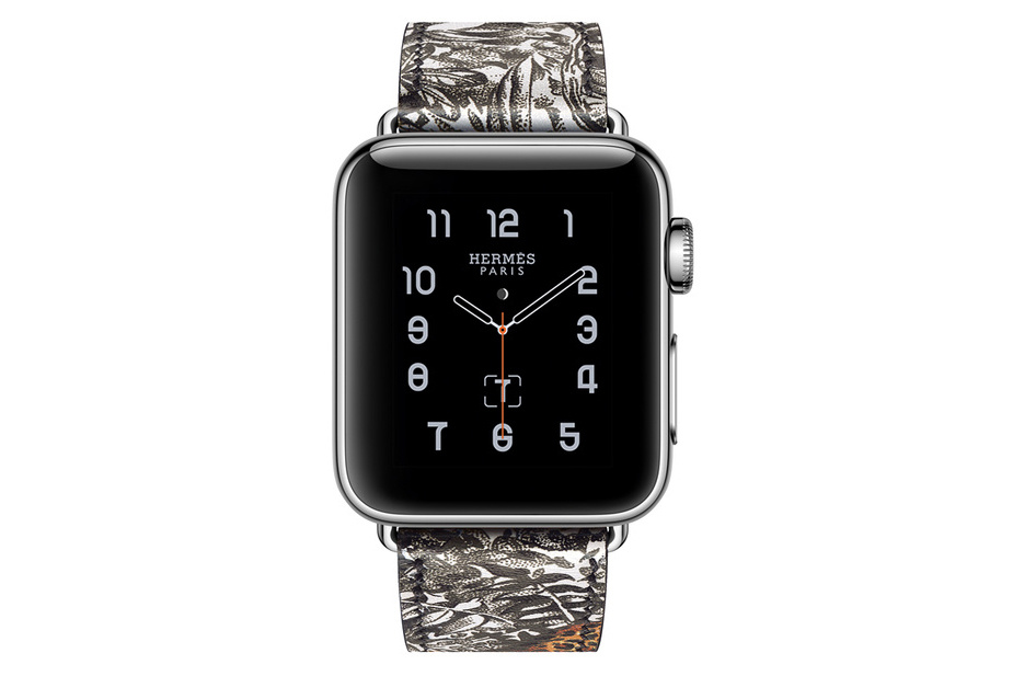 Hermès создал ретроремешок для Apple Watch