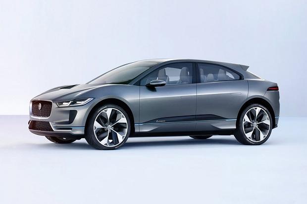 Jaguar I-PACE: электрический кроссовер премиум-класса