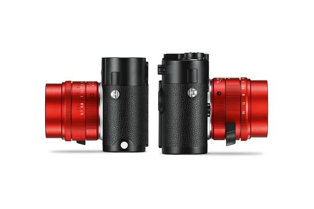 У Leica появился первый красный объектив