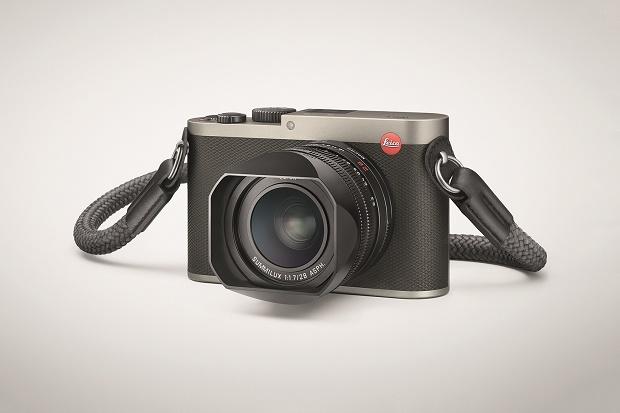 "Представлена Leica Q ""Titanium Gray"""