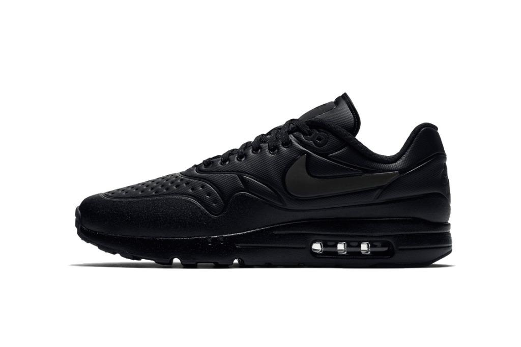Air Max Ultra SE от Nike расширит серию «Triple Black» четырьмя новыми моделями