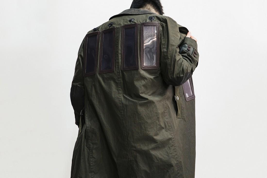 Куртка футуристичного дизайна от Junya Watanabe за $2,100 USD