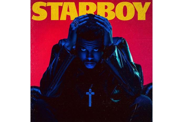 The Weeknd выпустил новый альбом «Starboy»