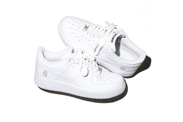 Коллаборация Anti Social Social Club x Nike Air Force 1