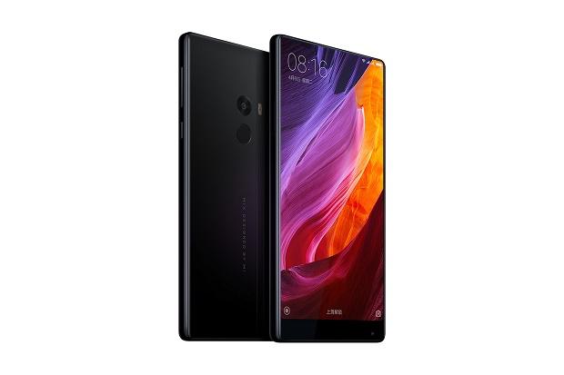 Xiaomi анонсировала «безрамочный» смартфон с керамическим корпусом