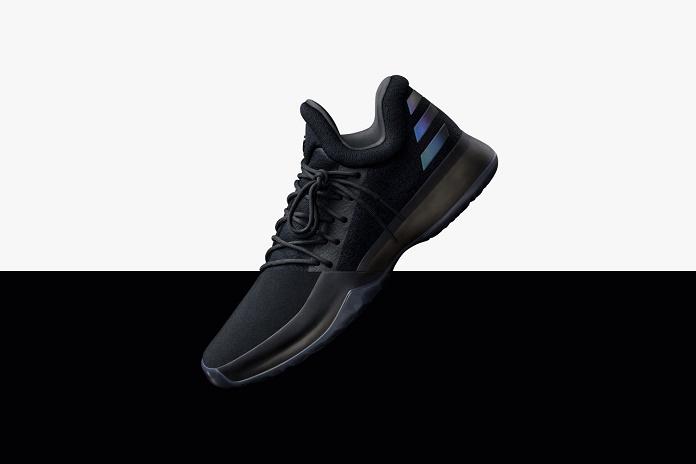 """adidas выпускает первую именную модель Джеймса Хардена – кроссовки James Harden Vol. 1 """"Dark Ops Xeno"""""""