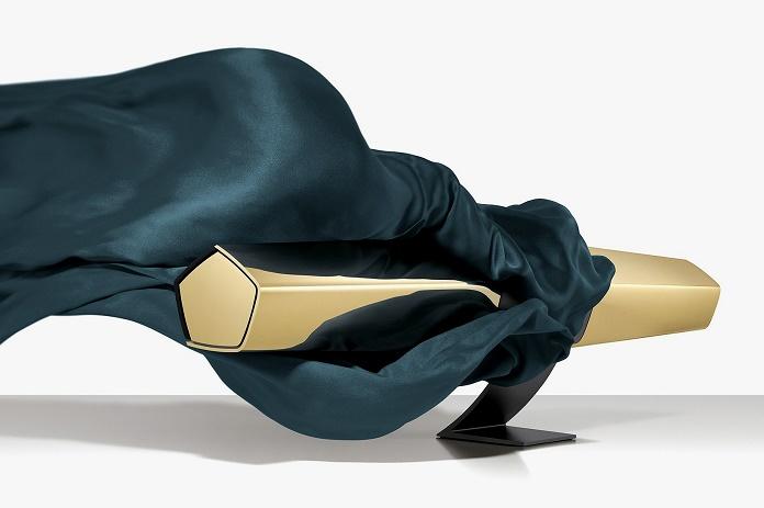 Bang & Olufsen представляет отлитую из латуни коллекцию «Cool Modern»