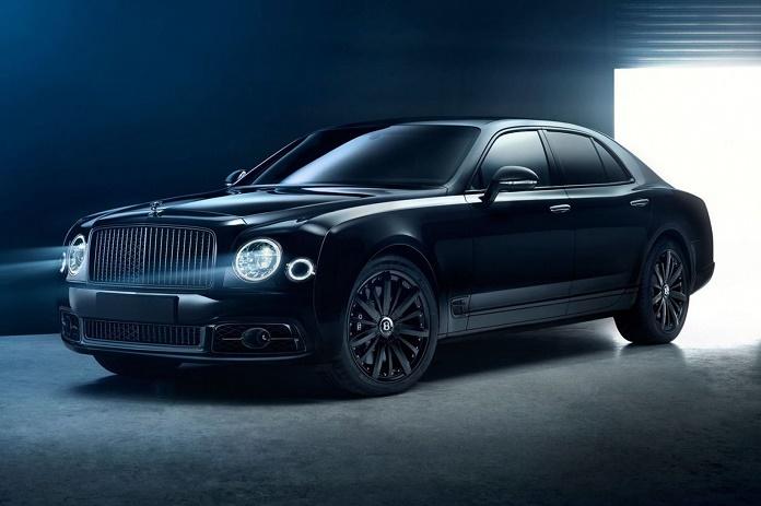 Bentley Mulsanne получил еще одну «зловещую» версию