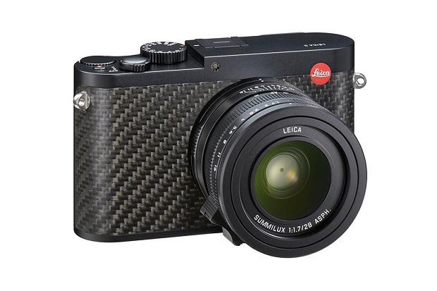 Представлена Leica Q Carbon ограниченным тиражом