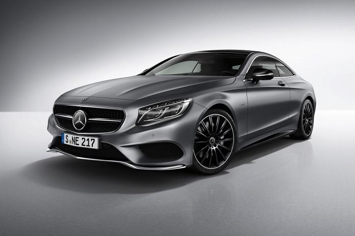 Mercedes-Benz подготовил «ночной» вариант купе S-класса