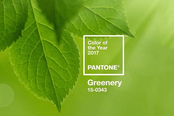 Pantone выбрала цвет 2017 года