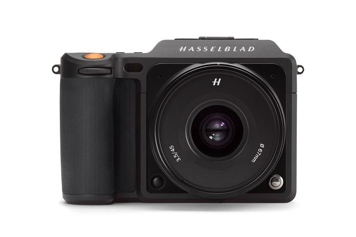 Новая жизнь фотокамер среднего формата: первый взгляд на Hasselblad X1D