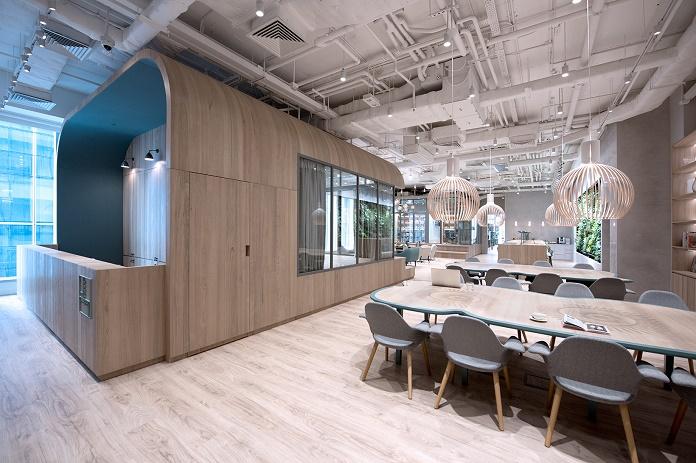 Коворкинг-офис The Work Project в Гонконге