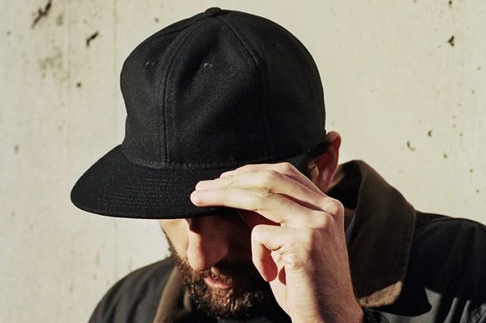 Viberg объединился с Ebbets Field Flannels для создания новой коллекции кепок