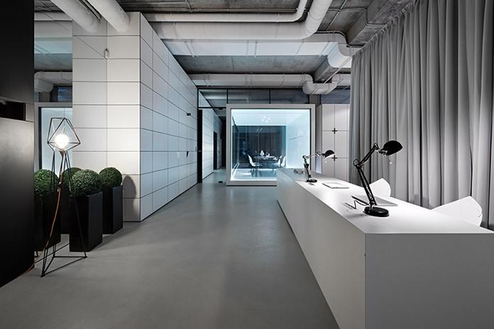 Дизайн интерьера офиса MAKEiT от Soesthetic Group