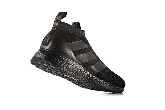 adidas ACE16+ UltraBOOST возвращается в втройне чёрном цвете
