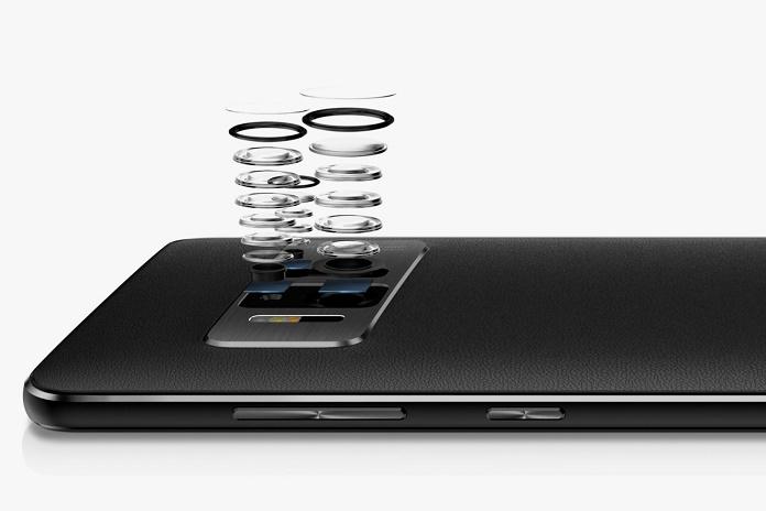 ASUS представила Tango-смартфон Zenfone AR