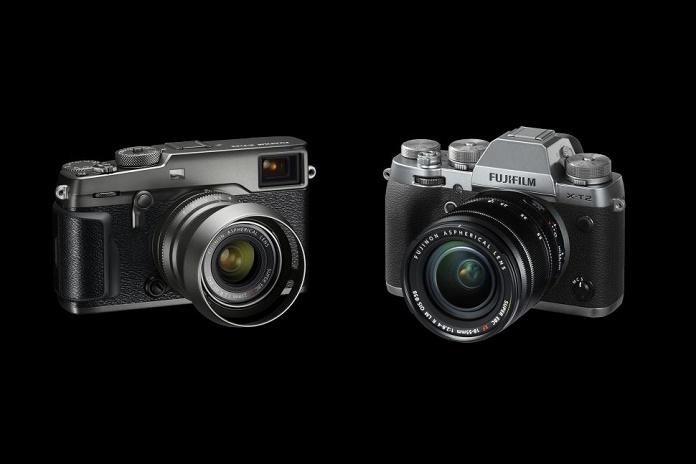 Fujifilm выпускает «графитовые» варианты беззеркалок X-Pro2 и X-T2