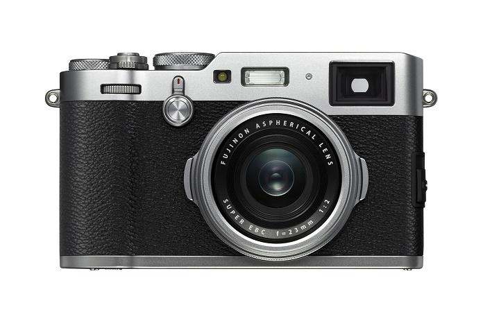 Fujifilm представила премиум-компакт X100F