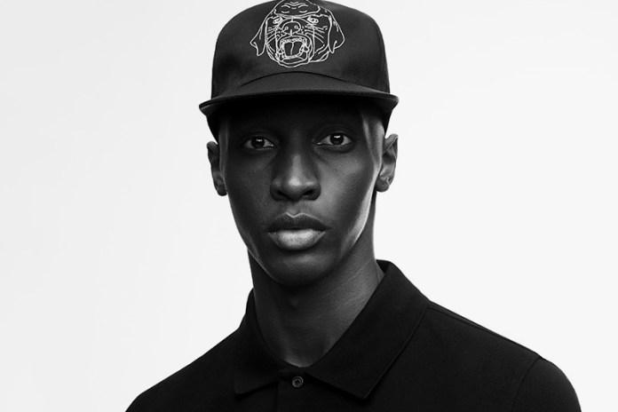Givenchy посвятили капсульную коллекцию весна/лето 2017 ротвейлеру