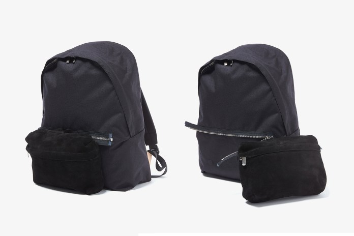 Hender Scheme добавил свежую нотку в новую коллекцию рюкзаков