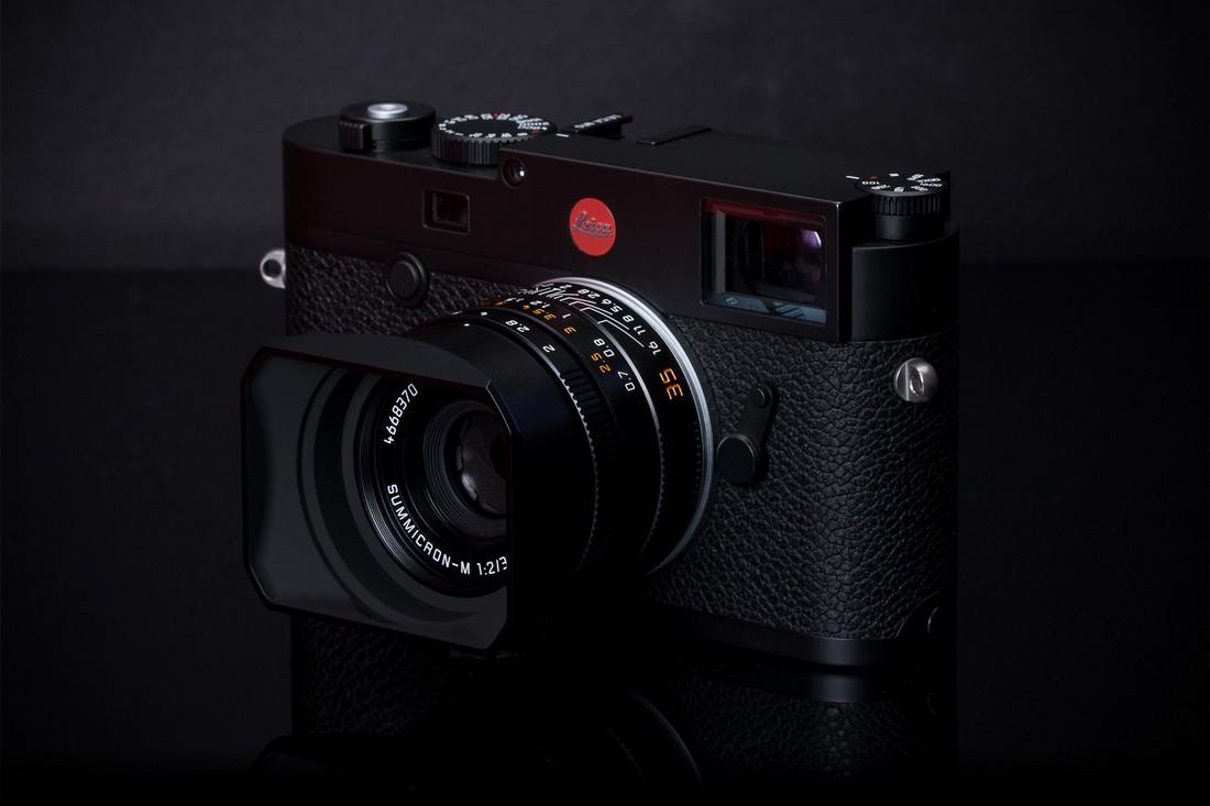 Новая полнокадровая камера Leica M10