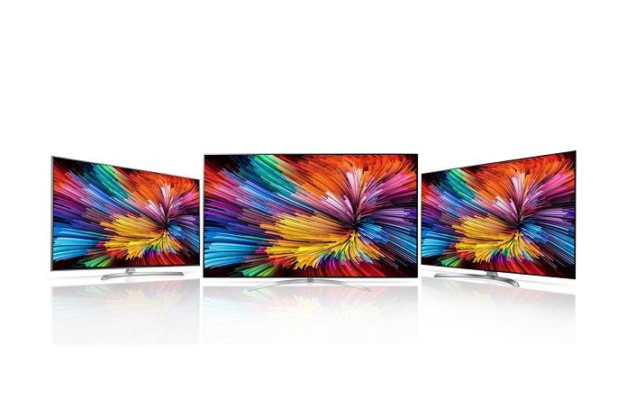 LG представляет новую линейку телевизоров на базе технологии Nano Cell