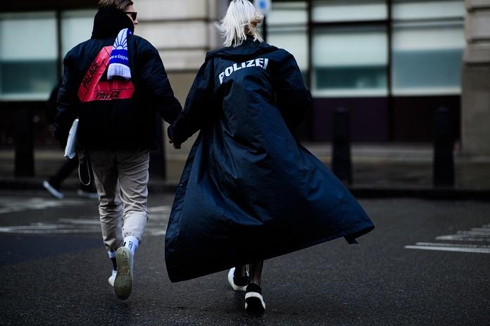 Уличный стиль: Неделя мужской моды в Лондоне осень/зима 2017. Часть IV