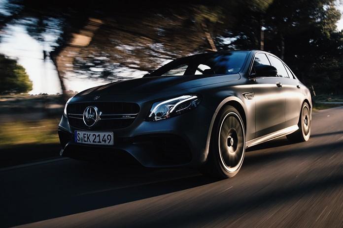 Заряженный седан Mercedes-AMG E63: названы европейские цены
