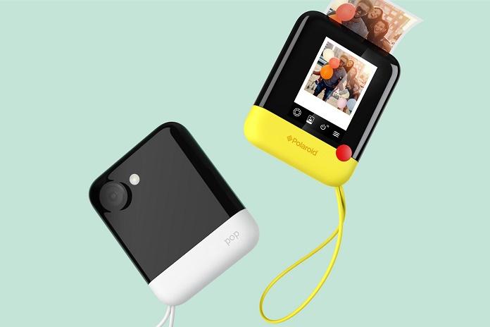 Polaroid представила моментальную камеру Pop