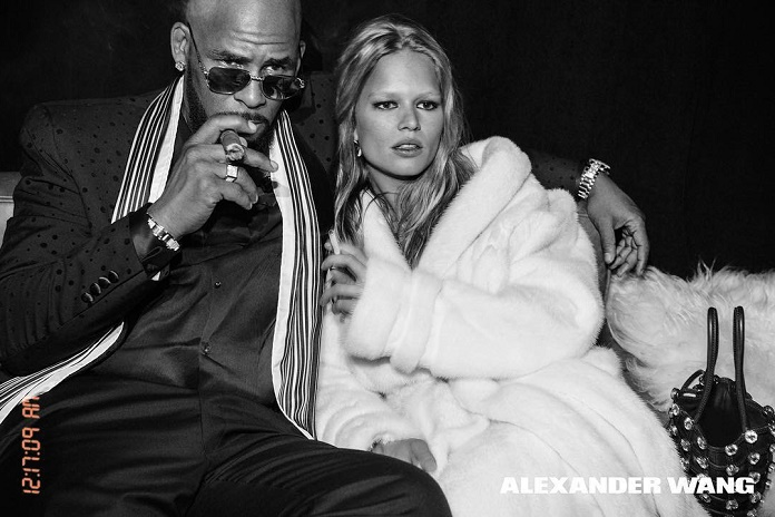 R. Kelly стал звездой новой кампании Alexander Wang весна/лето 2017
