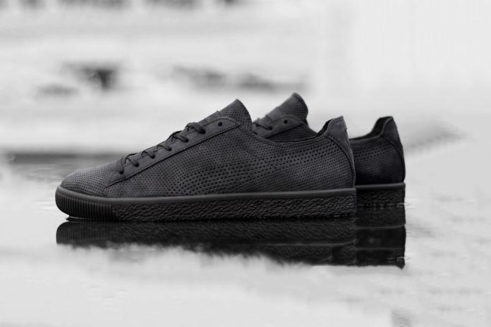 Stampd объединились с PUMA для создания коллекции кроссовок Clyde