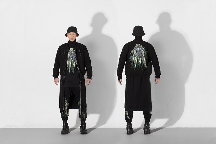 """Осенне-зимняя коллекция """"Indicasativa"""" бренда 11 by Boris Bidjan Saberi полна противоположностей"""