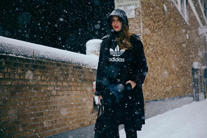 Уличный стиль: Неделя моды в Нью-Йорке осень/зима 2017. Часть I