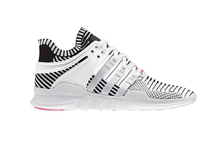 adidas EQT ADV получит черно-белую Primeknit-версию