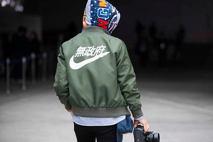 Streetwear по-китайски или особенности китайского шоппинга