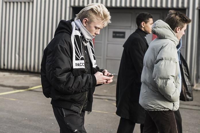 Уличный стиль: Неделя моды в Копенгагене осень/зима 2017. Часть I