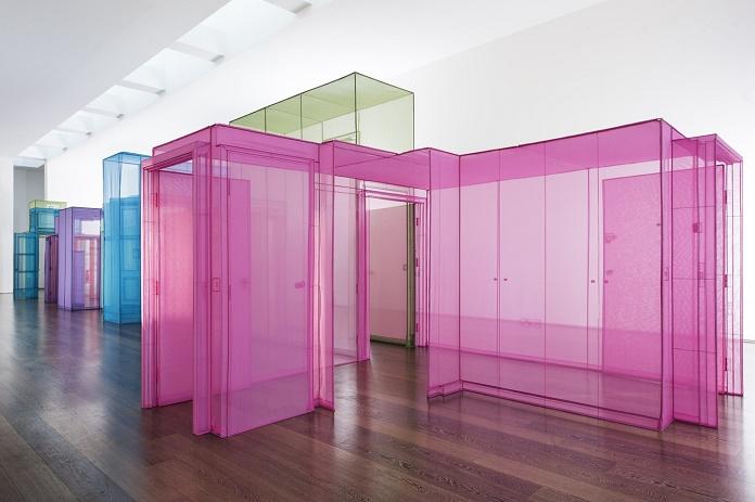 """Цветные""""Passage/s"""" До Хо Саха в Victoria Miro Gallery"""