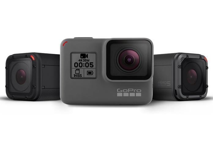 GoPro HERO6 выйдет до конца этого года