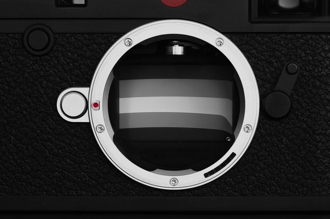 Детальные фотографии камеры Leica M10