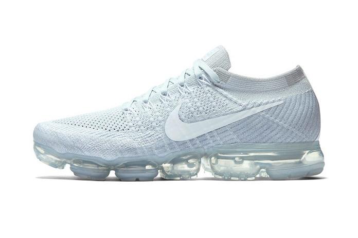 """Официальные снимки Nike Air VaporMax в расцветке """"Pure Platinum"""""""