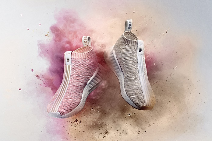 Новый релиз кроссовок KITH x NAKED х adidas Consortium NMD CS2