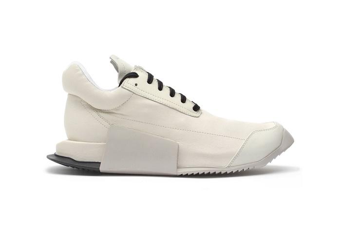 Рик Оуэнс и adidas представляют новые сникеры Walrus