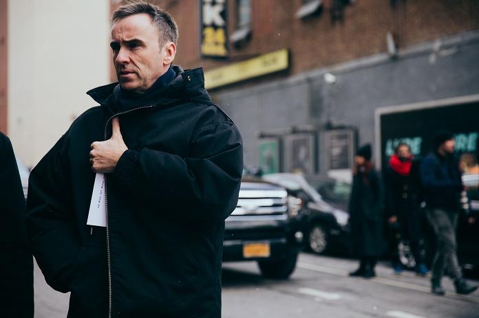 Уличный стиль: Неделя моды в Нью-Йорке осень/зима 2017. Часть III
