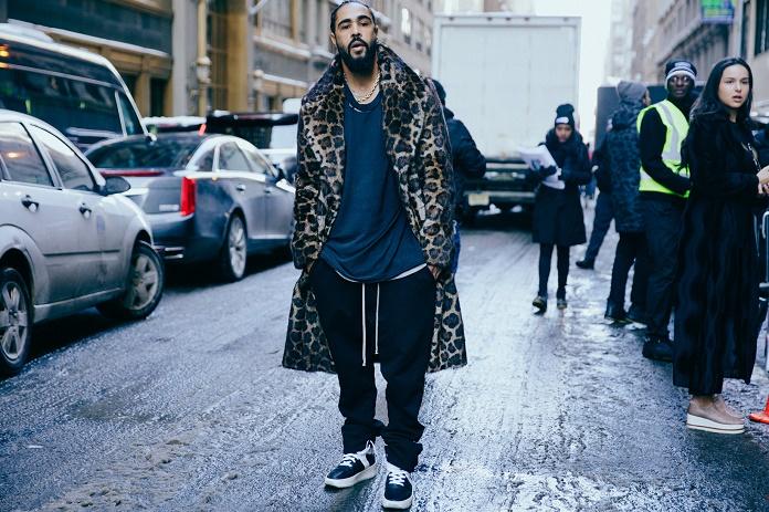 Уличный стиль: Неделя моды в Нью-Йорке осень/зима 2017. Часть II