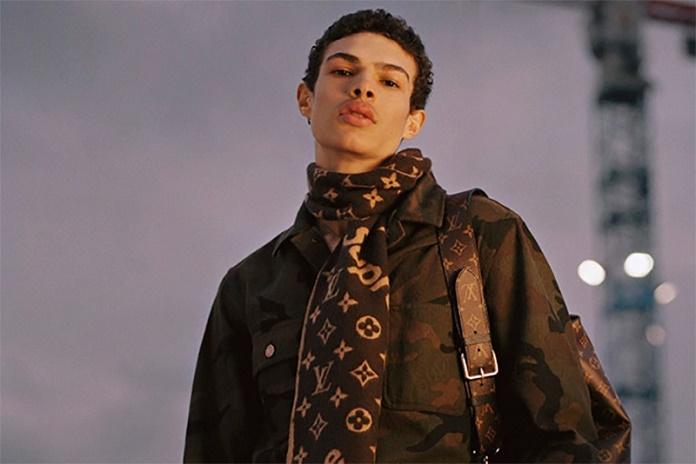Louis Vuitton выпустил совместную коллекцию с Supreme