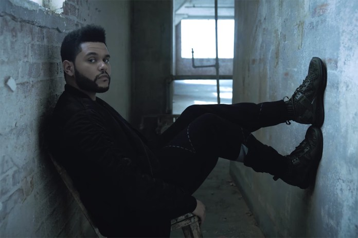 The Weeknd представляет новые IGNITE Limitless в мини-фильме PUMA